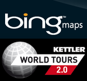 Bing Maps 3D license for KWT 2.0