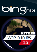 Bing Maps 3D license for KWT 3.0